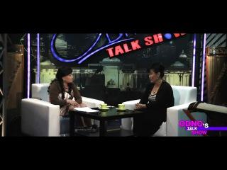 Odno's talk show Munh-Erdene (Yatgachin)